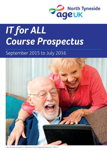 IT for ALL Course Prospectus