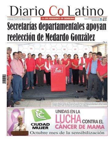 Edición 12 de Octubre de 2015
