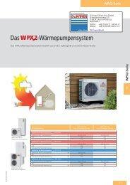 MHI_Waermepumpen_WPX2_preisliste_2011.pdf - Günther Kälte ...