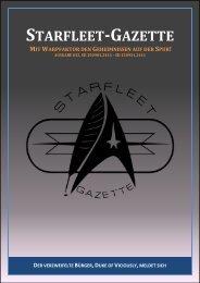 Starfleet-Gazette, Ausgabe 032 (September 2015)