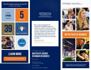pepperdine-mshr-brochure