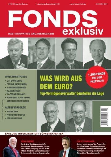 Euro - Grüner Fisher Investments