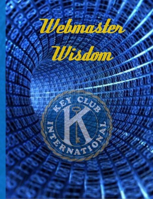 Webmaster Newsletter #1 2015