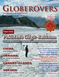 Globerovers Magazine, July 2015