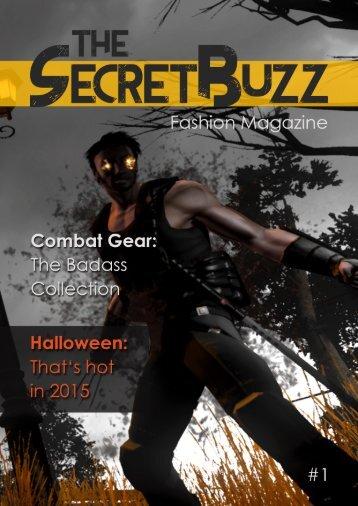 The SecretBuzz – Issue #1