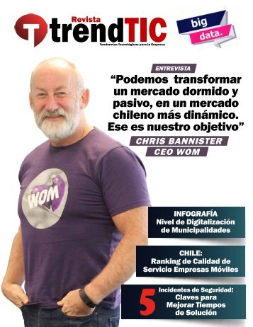 Revista trendTIC Edición N°3
