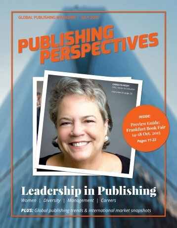 Leadership in Publishing