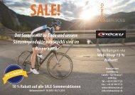 Flyer Sommer Sale VSZ 2015