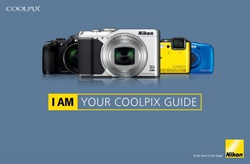 I AM YOUR COOLPIX GUIDE