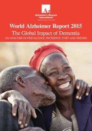 World Alzheimer Report 2015