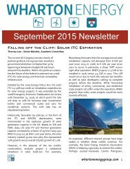 WUEG September 2015 Newsletter