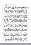 EL PROYECTO LENGUA Y PRENSA - Page 7