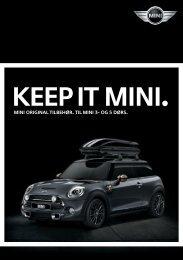 Keep it MINI