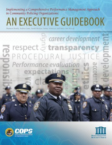AN EXECUTIVE GUIDEBOOK