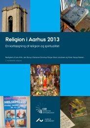 Religion i Aarhus 2013