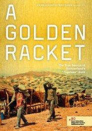 A GOLDEN RACKET