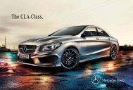 The CLA-Class