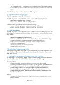 Programme-specific Section of the Curriculum for the MSc ... - Page 3