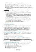 Programme-specific Section of the Curriculum for the MSc ... - Page 5