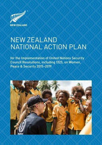 NEW ZEALAND NATIONAL ACTION PLAN