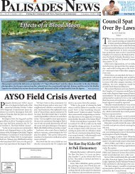 AYSO Field Crisis Averted