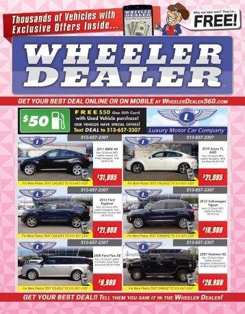 Wheeler Dealer Issue 42, 2015