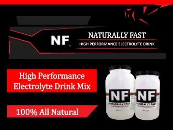 Performance Drink Mix