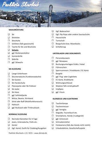 Packliste-Skiurlaub-2015