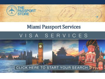 Miami Passport Services