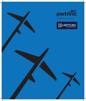 ParkFirst - Gatwick London - English
