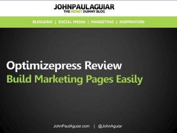 Optimizepress Discount & Reviews