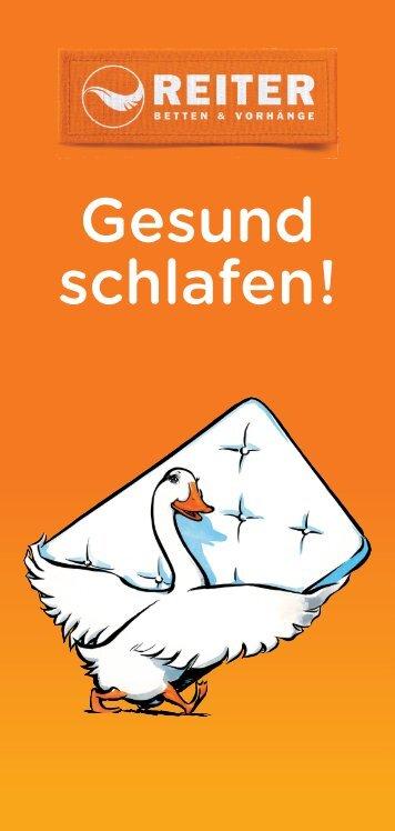 Reiter_Folder_Gesund_Schlafen