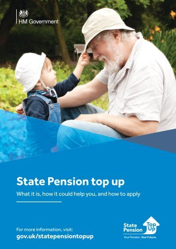 State Pension top up