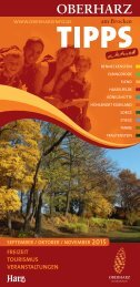 TIPPSaktuell Herbst 2015