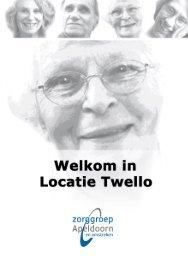 Welkom in Dependance Twello - Zorggroep Apeldoorn en ...