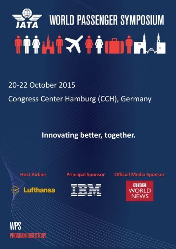 Congress Center Hamburg (CCH) Germany Innovating better together
