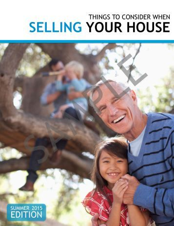 SELLING YOUR HOUSE