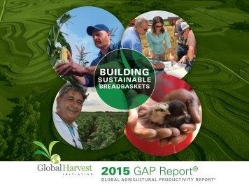2015 GAP Report