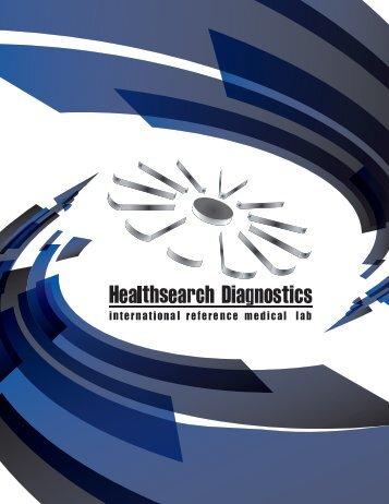 HEALTHSEARCH DIAGNOSTICS PRICES