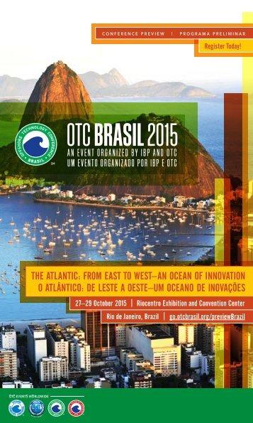 OTC BRASIL 2015