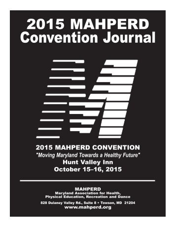 Convention Journal