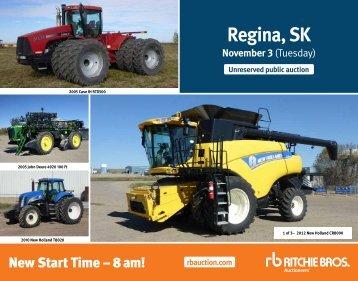 Regina SK