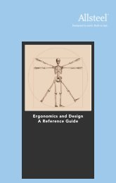 Ergonomics And Design Reference Guide White Paper