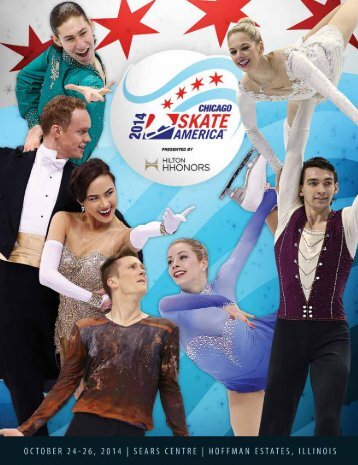 Tickets on Sale Now! The 2015 Prudential U.S Figure Skating Championships