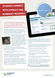 NUMERACY RESOURCE