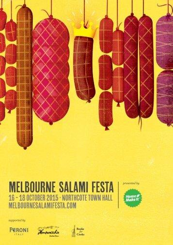 MELBOURNE SALAMI FESTA