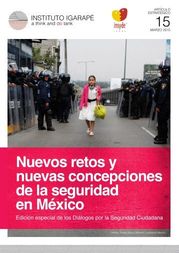 de la seguridad en México