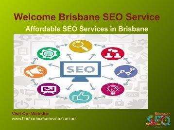 Brisbane SEO Service 1