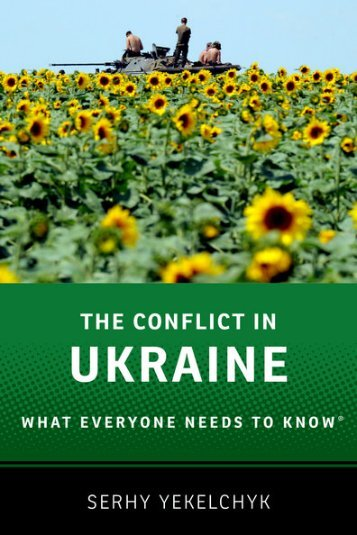 THE CONFLICT IN UKRAINE