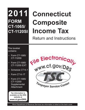 Fillable online form ct 1065 instructions 2013 wordpress. Com fax.